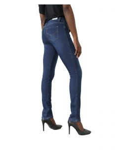 HIS MARYLIN Jeans - Slim Fit - Advanced Medium Blue Wash - Hinten