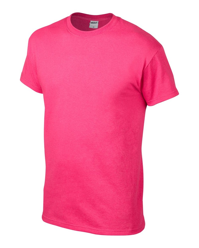 Anvil T-Shirt - Heavyweight - Hot Pink