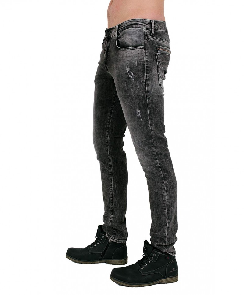 LTB JUSTIN X Jeans - Slim Tapered - Wolf Grey