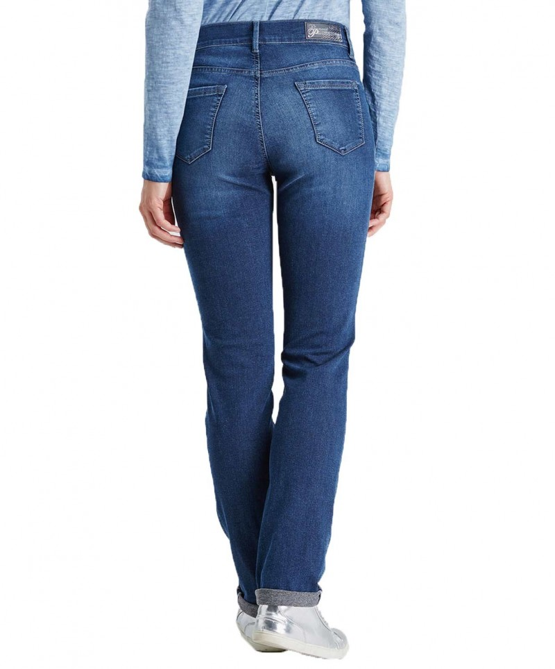 PIONEER SALLY Jeans Powerstretch Blue Black