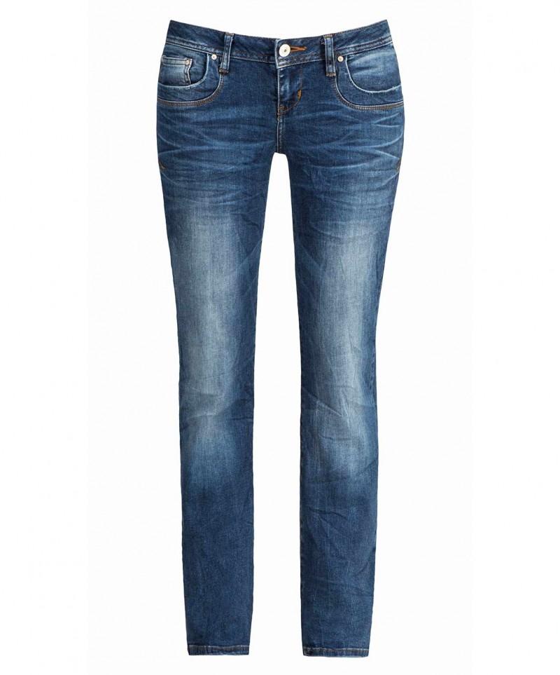 LTB VALENTINE Jeans - Straight Leg - Aryana Undamage Wash