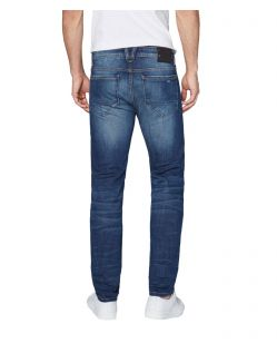 Colorado Denim Luke - Destroyed Jeans mit schmaler Passform - Hinten