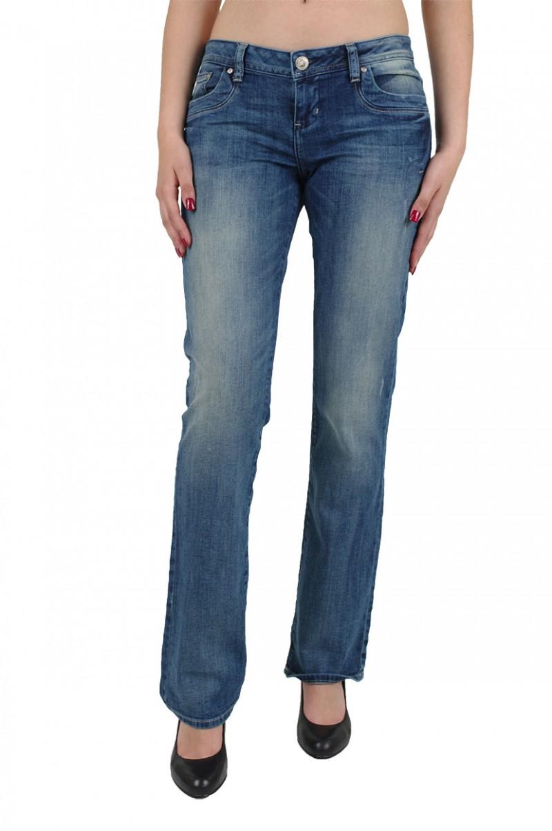 Die LTB Valerie - Bootcut Jeans - Whisper Wash