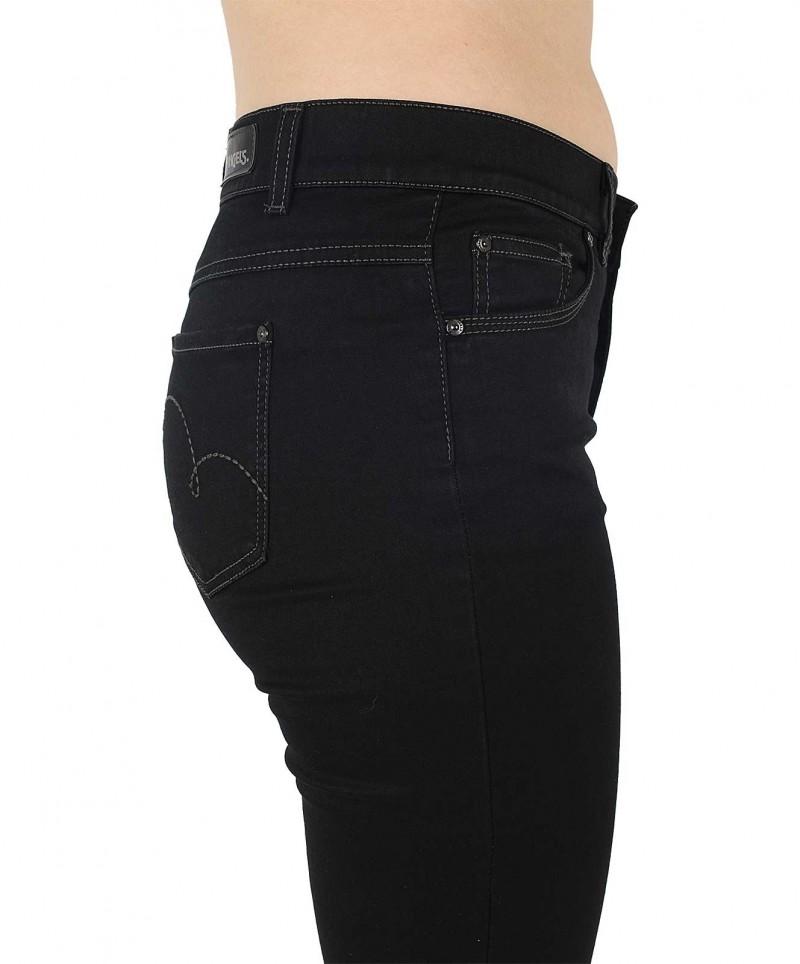 Angels Cici Jeans - Regular Fit - Jet Black