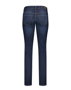 MAC DREAM Jeans - Straight Leg - Dark Washed - Hinten