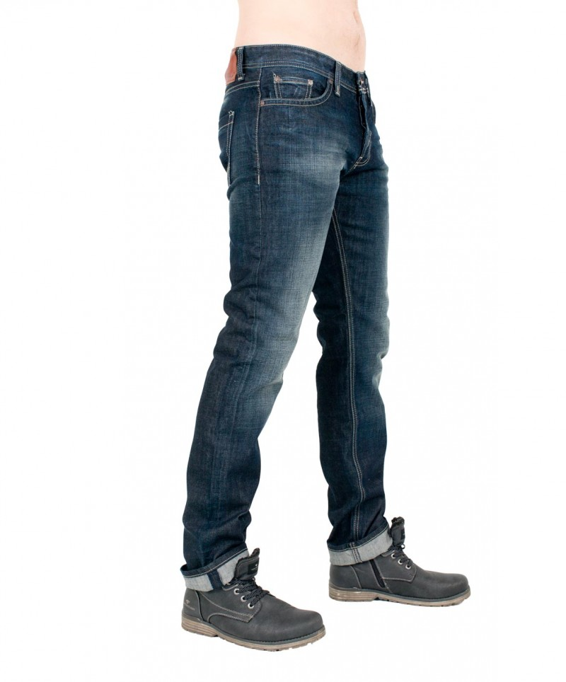 LTB HOLLWOOD Jeans - Straight Fit - Iconium Wash