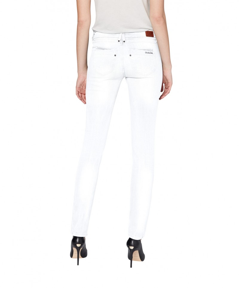 Colorado Damen Skinny - Tight Fit - Weiss