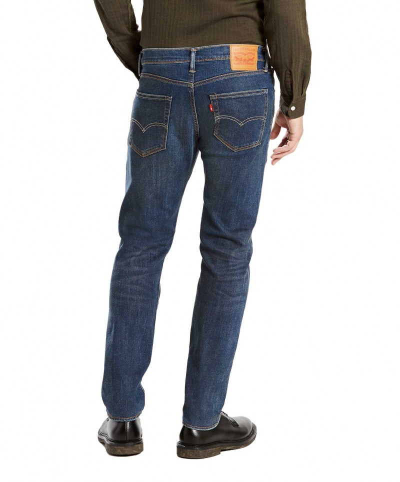 Levis 502 Jeans - Tapered Fit - Dekalb