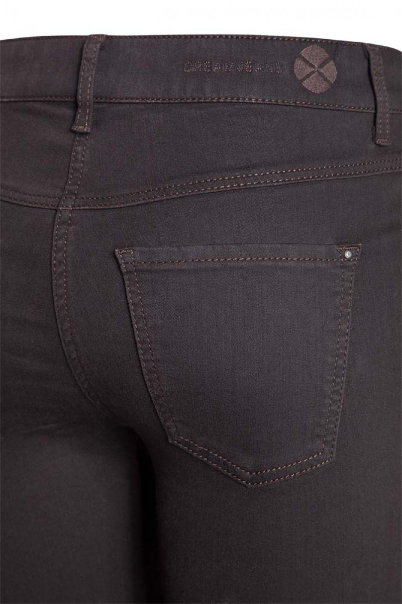MAC DREAM Jeans - Straight Leg - Chocolate Wash