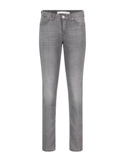 MAC JOG'N PIPE NEW - Medium Grey Wash