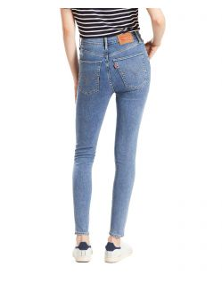 LEVI'S Mile High - Super Skinny Jeans - Cast Away - Hinten