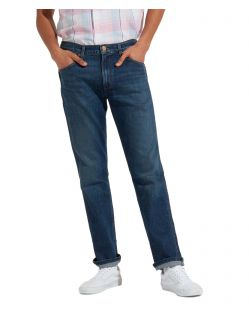 Wrangler Greensboro - Indigo-Jeans im Regular-Fit