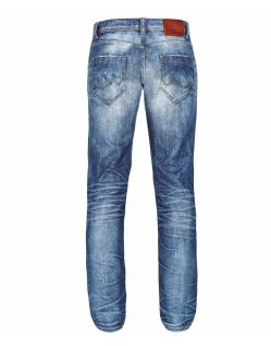 LTB HOLLWOOD Jeans - Straight Leg - Declan - Hinten