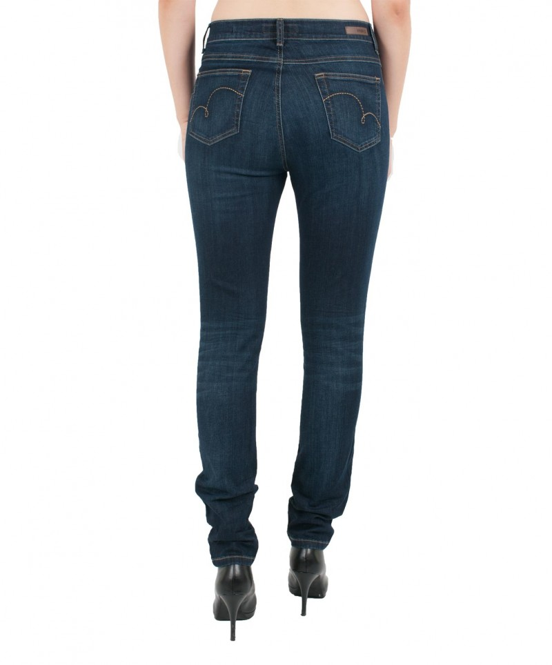 Angels Skinny Jeans - Power Stretch - Blue Blue
