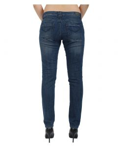 HIS MONROE Jeans - Regular Fit - Essential Blue - Hinten