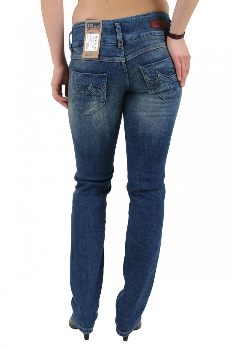 LTB Jeans Jonquil - Staright Leg - Camilo Wash
