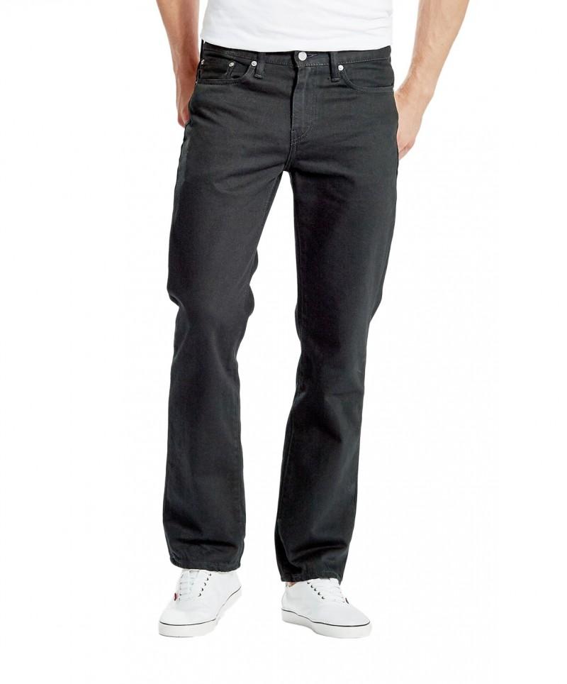 LEVI'S 514 Jeans - Straight Leg - Schwarz