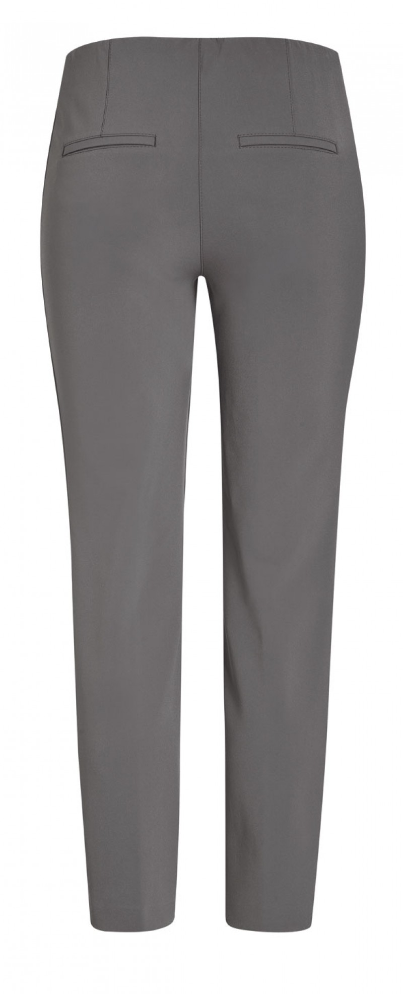 Mac ANNA Hose - supersofte Jerseyqualität - Dark Grey