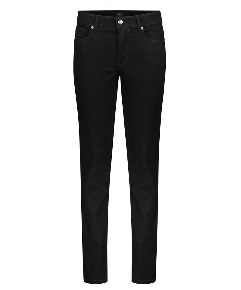 mac melanie jeans straight leg black black f r 79 90. Black Bedroom Furniture Sets. Home Design Ideas