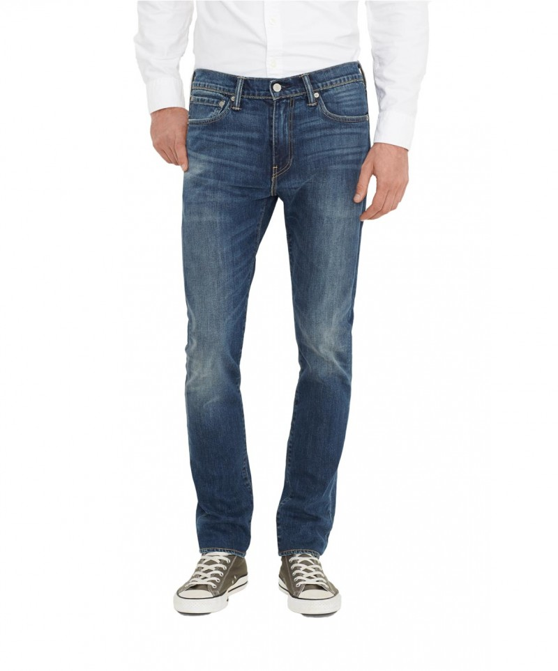 Levis 510 - Skinny Fit Jeans - Blue Canyon