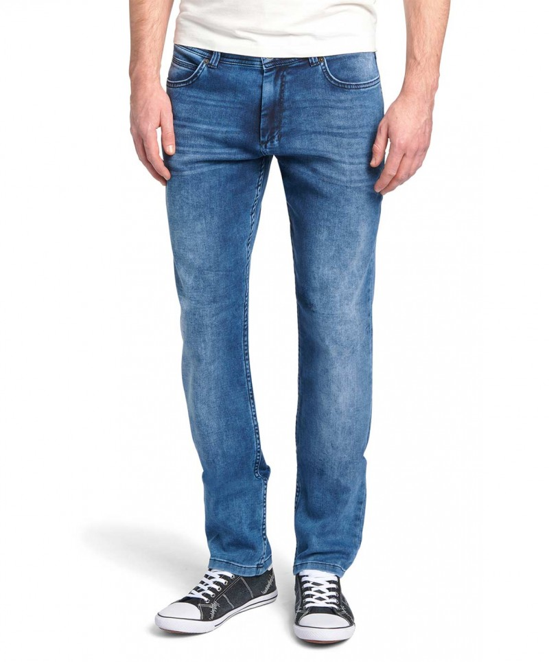 HIS CLIFF - Jersey Denim - Random Blue