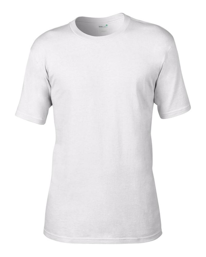 Anvil T-Shirt - AnvilOrganic™ Tee - White