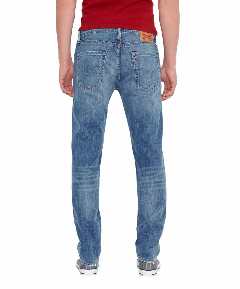 Levis 511 Jeans - Slim Fit - Harbour