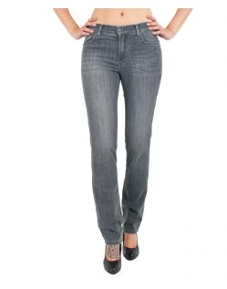 Angels Jeans Cici - Power Stretch Grey Denim - Grau