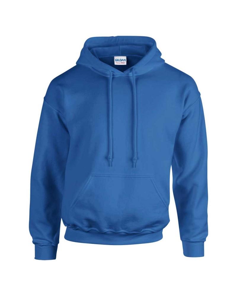 Gildan Kapuzensweatshirt - Royal v
