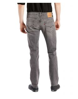 Levi's 511 Slim Jeans - Tapered Leg - Berry Hill - Hinten