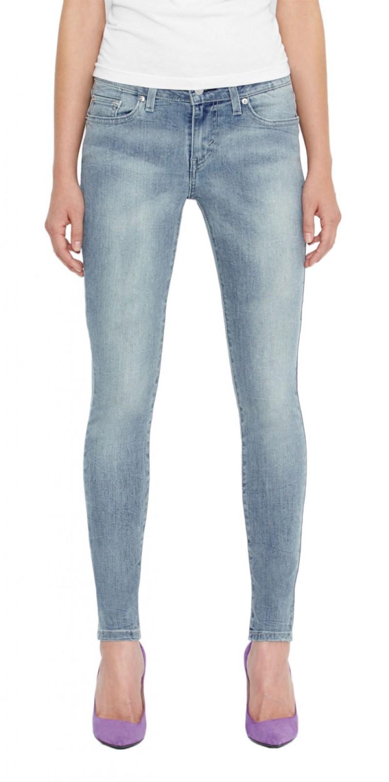Levis Legging Jeans - Skinny Fit - Century