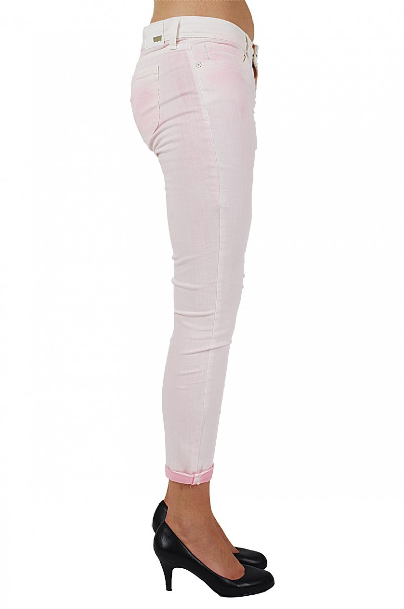 Levis Demi Curve Skinny Coupe - Skinny - Shadow Pink