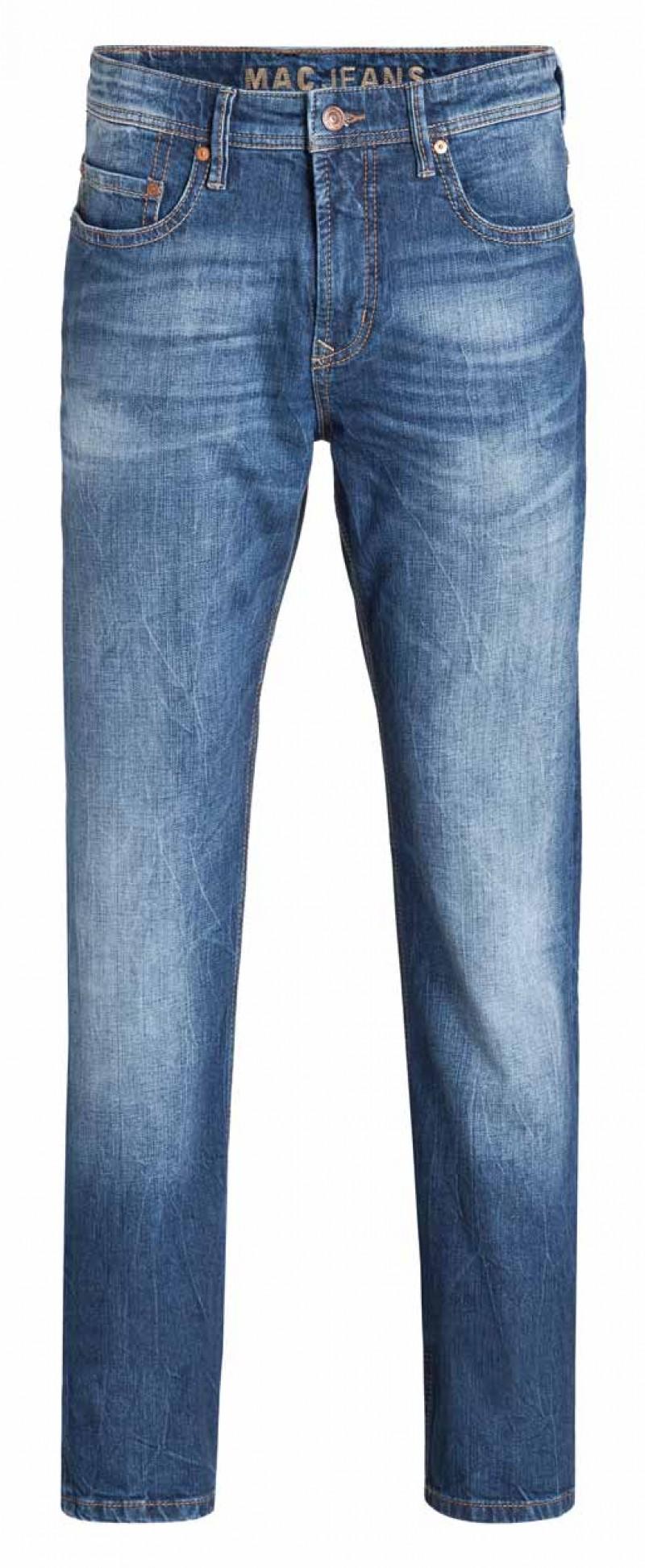 Mac Ben Jeans - Regular Fit - Dark Indigo Heavy Wash