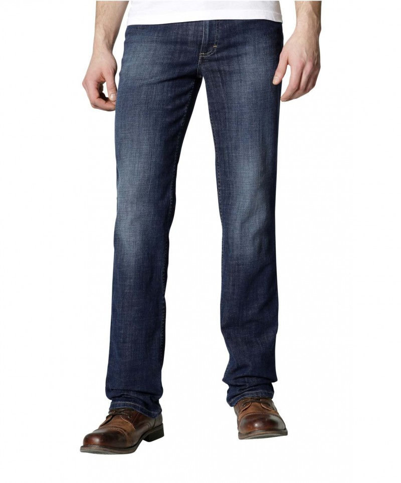 Mustang Tramper Jeans - Slim Fit - OLD BRUSHED