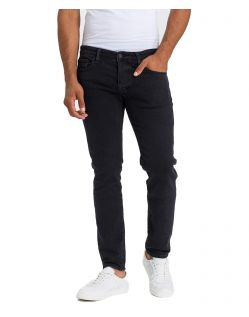 Cross Jeans - Schwarze Tapered fit Jeans