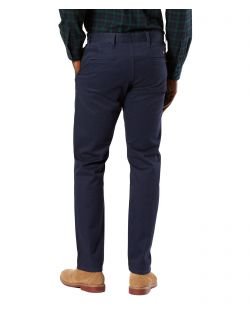 DOCKERS ALPHA - Slim Tapered Fit - Dunkelblau - Hinten