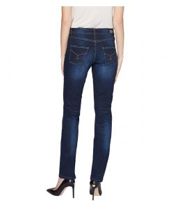 Colorado Layla - High Waist Jeans - Dark Night - Hinten