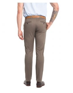 DOCKERS MARINA - Slim Tapered - Dark Pebble - Hinten