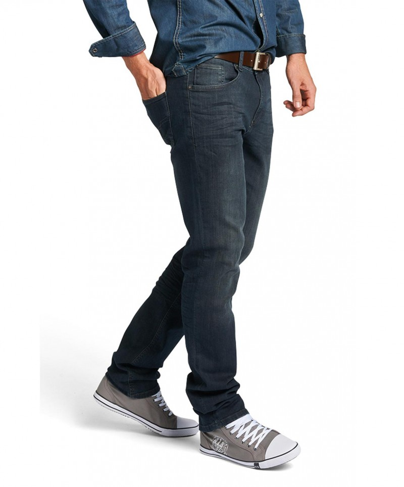 HIS CLIFF Jeans - SLIM FIT - Humble Blue