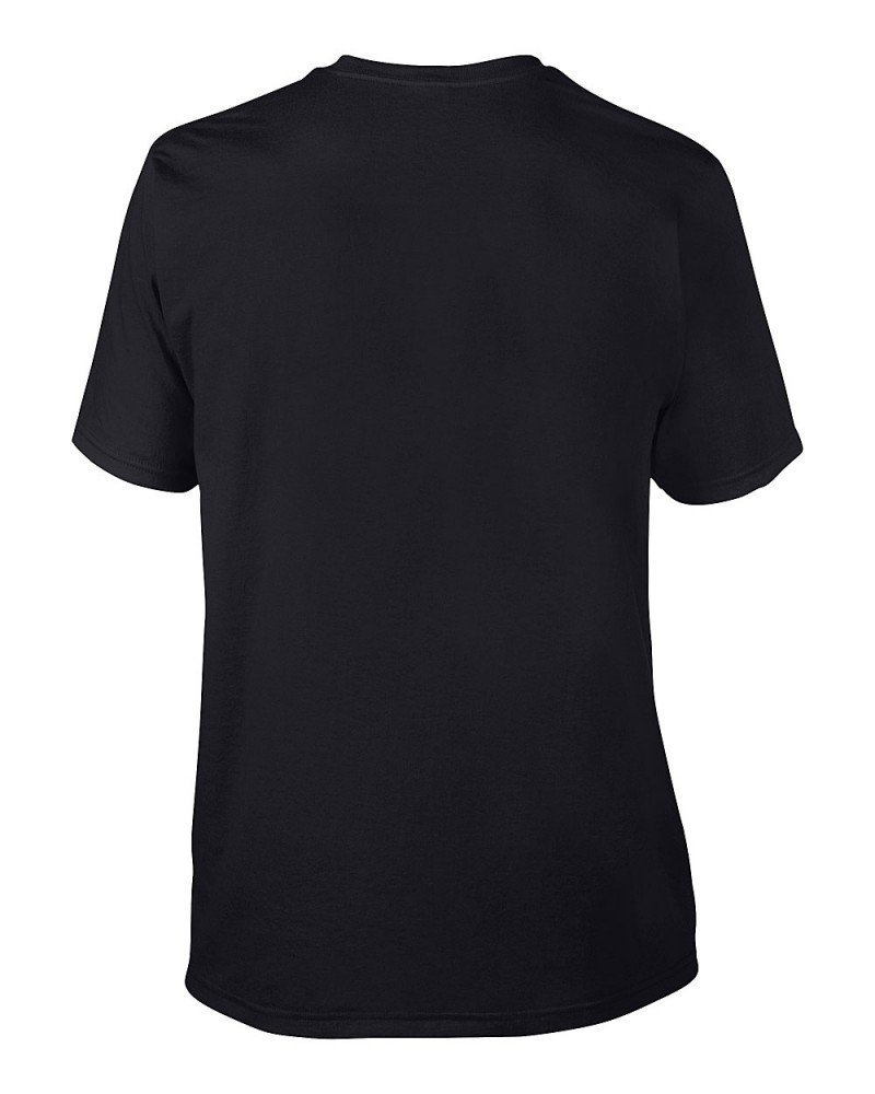 Anvil Knitwear Herren T-Shirt Sustainable schwarz