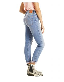 LEVI'S 501 Damen - Skinny Fit - Post Modern Blues - Seite