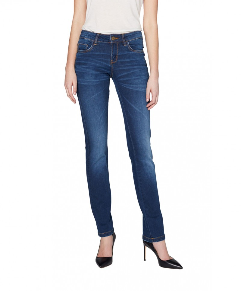 Colorado Layla - High Waist Jeans - Mid Night