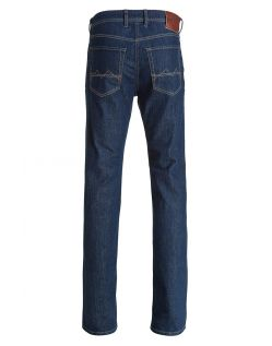 MAC ARNE Jeans - Straight Leg - Stone wash h