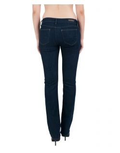 MAVI Jeans OLIVIA - Straight Leg - Rinse Sunset Stretch - Hinten