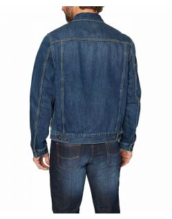 Colorado Denim Yukon - Herren Jeansjacke in Stonewash - Hinten