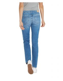 WRANGLER STRAIGHT Jeans - Body Bespoke - Best Blue - Hinten
