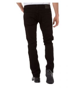 CROSS Jeans Johnny - Slim Fit - Schwarz - Hinten