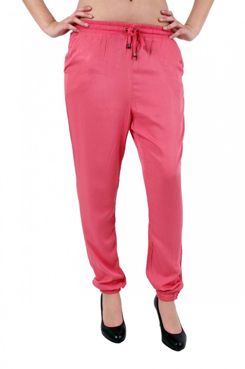 Vero Moda Hose - Another Friday - Spiced Coral v