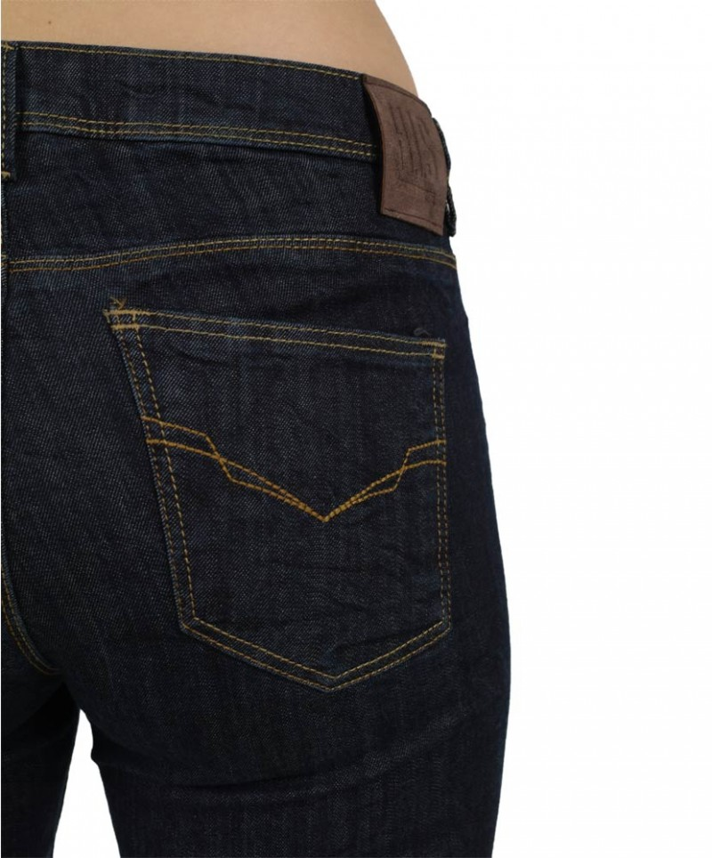 HIS MONROE Jeans - Regular Fit - Burly Blue
