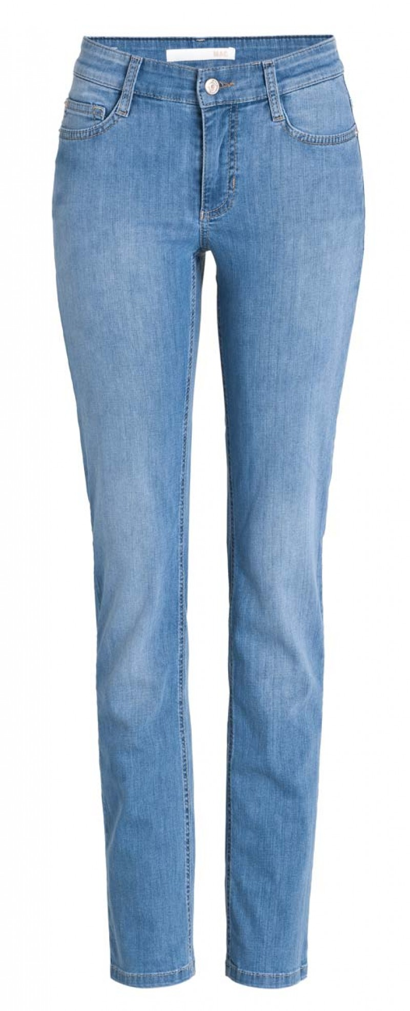 Mac Angela Jeans - Slim Fit - Light Summer Wash